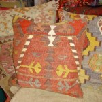 Kilim & Carpet Cushions