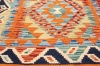 10456 Afghan Vegetable Dyed Kilim Rug 74x133cm (2.5 x 4.4ft)
