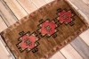 10703 Turkish Kars Carpet Floor Cushion 52x87cm (1.8½ x 2.10ft)