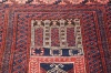 8237 Semi Antique Persian Baluch Prayer Rug 107x144cm (3.6 x 4.8½ft)
