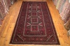 8619 Persian Baluch Rug 127x242cm (4.2 x 7.11ft)
