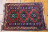 9379 Small Old Afghan Baluch Rug 45x57cm (1.5½ x 1.10½ft)
