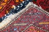 9384 Small Old Afghan Baluch Rug 49x74cm (1.7 x 2.5ft)