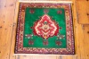 9544 Persian Qashqai Small Rug 59½x62cm (1.11½ x 2.0½ft)
