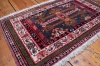 9571 Tribal Persian Baluch Rug 48x82cm (1.7 x 2.8ft)