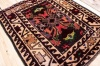 9793 Afghan Baluch Small Rug 51x58cm (1.8 x 1.11ft)
