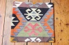 KC1272 Turkish Kilim Cushion Cover 40x40cm