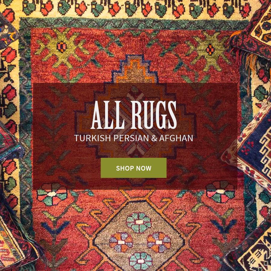 Afghan Rugs Turkish Persian