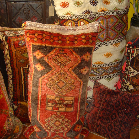 Turkish & Afghan Large Floor Cushions