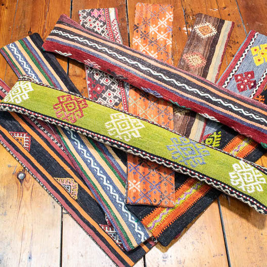Kilim Draught Excluders