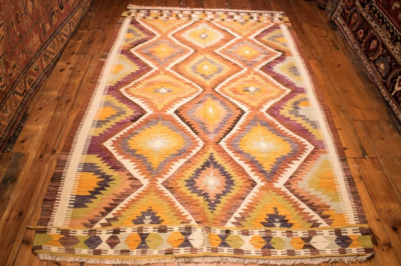 5142 Turkish Antalya Kilim 162x262cm