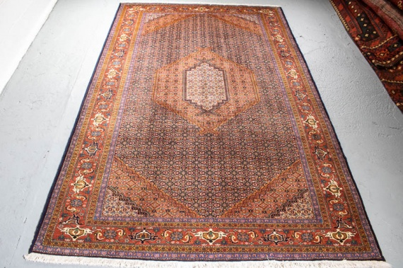 9628 Fine Persian Sarab Ardabil Carpet 200x312cm (6.6½ x 10.2½ft)