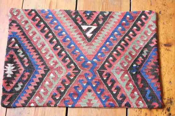 KC1299 Turkish Kilim Cushion Cover 40x60cm