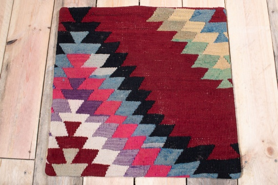 KC1539 Turkish Kilim Cushion Cover 50x50cm