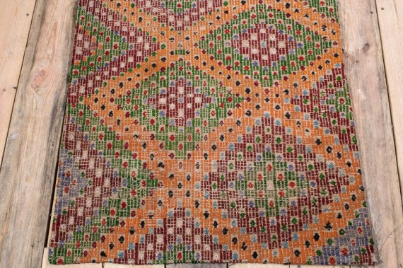 KC1567 Large Turkish Kilim Cushion Cover 70x70cm