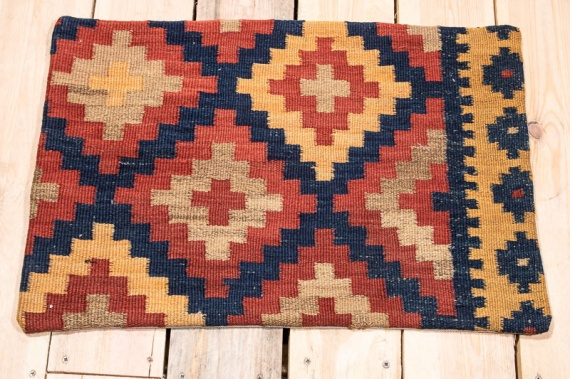 KC1572 Turkish Kilim Cushion Cover 40x60cm
