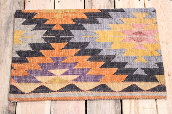 KC1605 Turkish Kilim Cushion Cover 40x60cm