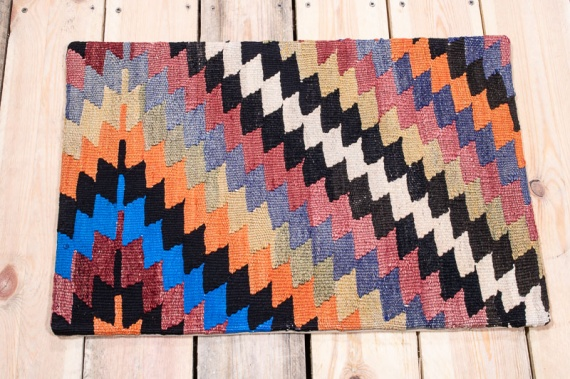 KC1606 Turkish Kilim Cushion Cover 40x60cm