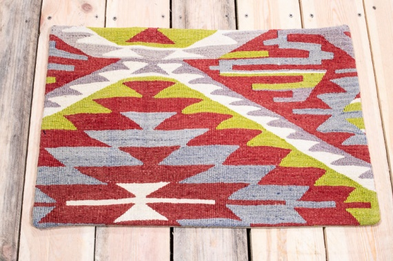 KC1607 Turkish Kilim Cushion Cover 40x60cm