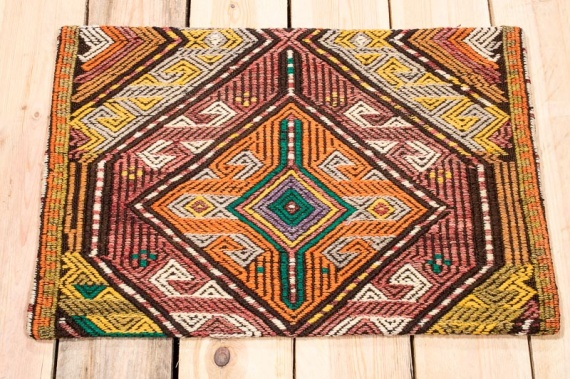 KC1610 Turkish Kilim Cushion Cover 40x60cm