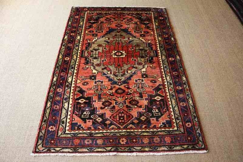 5930 Hamadan Oriental Rug 103x157cm