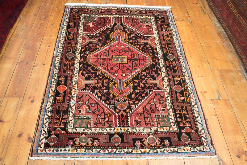 8353 Persian Toserkan Rug 117x180cm (3.10 x 5.11ft)