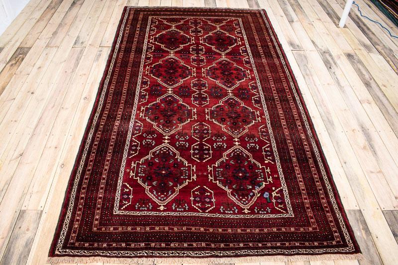 Large Persian Carpet Baluchi Handmade Rug