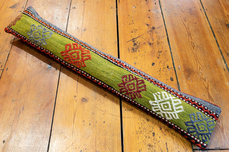 Turkish Kilim Draft Excluder