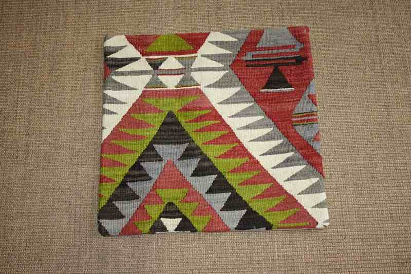 KC826 Turkish Kilim Cushion Cover 44x44cm
