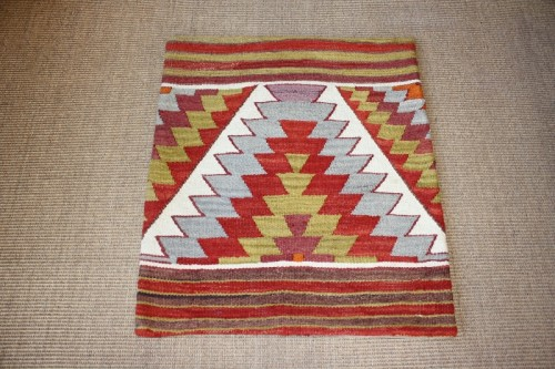 KC500 Turkish Kilim Cushion Cover 70x60cm