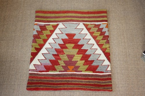 KC501 Turkish Kilim Cushion Cover 69x60cm